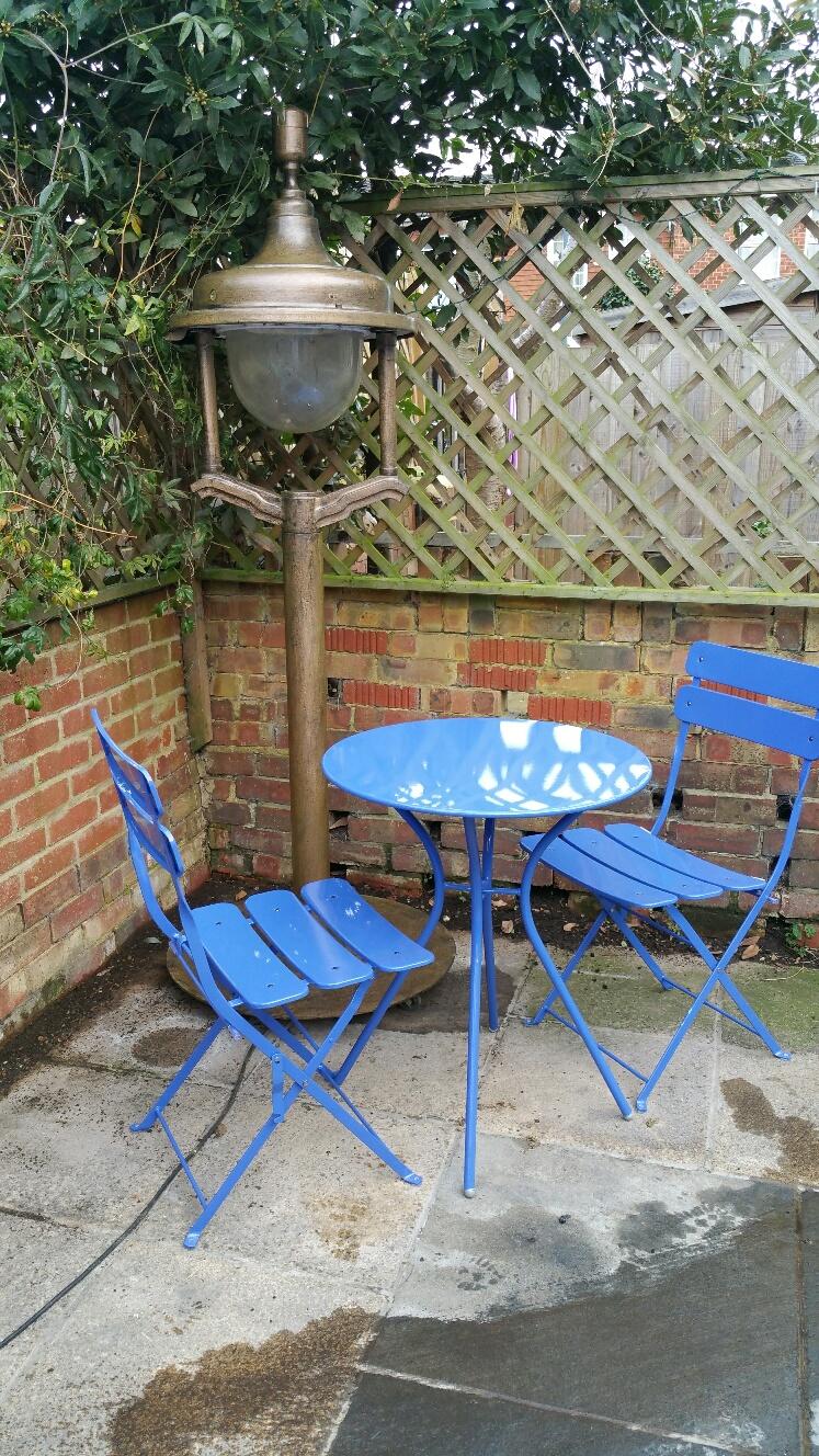 Garden/Decking Small Grey Wornums