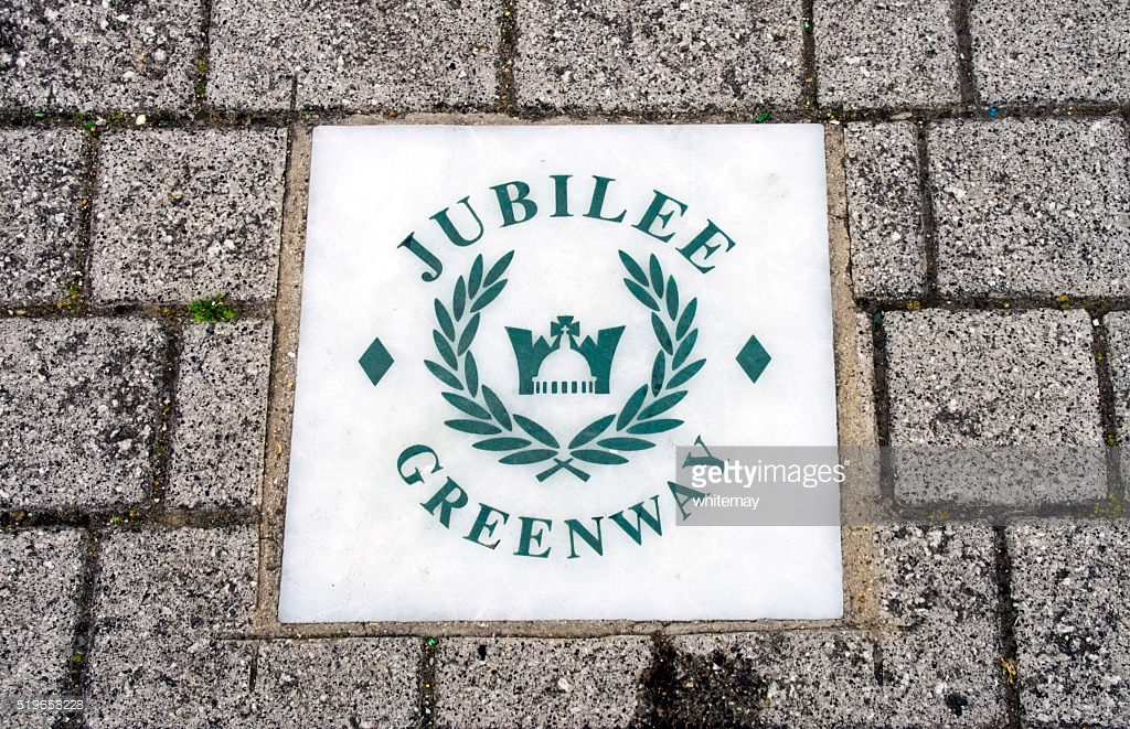 Jubilee Greenway Glass Slabs
