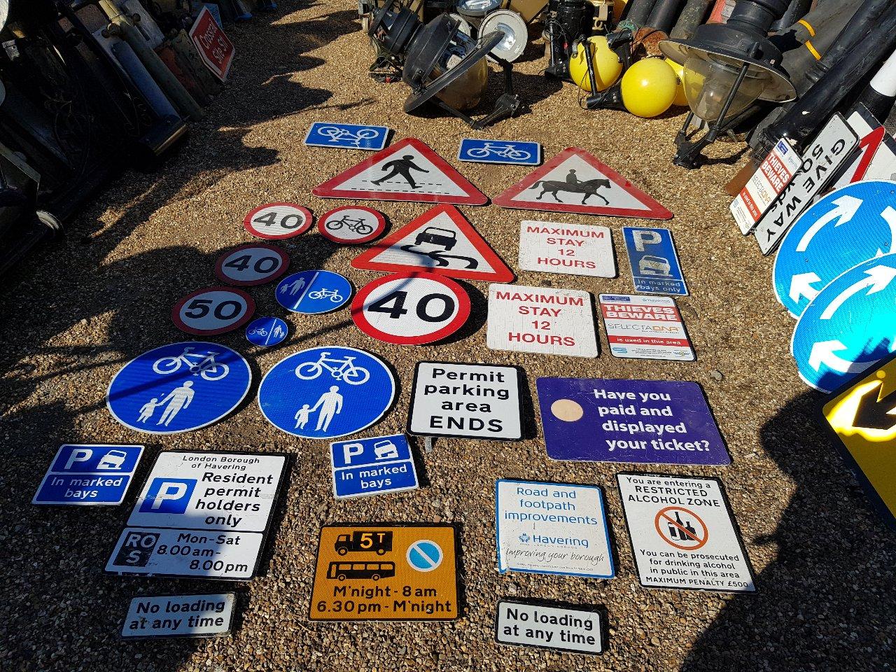 Signs Volkers  – Various Ref SKU = A123