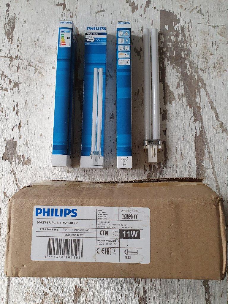 Lamp – Philips Master PL-S 11w/840/2P