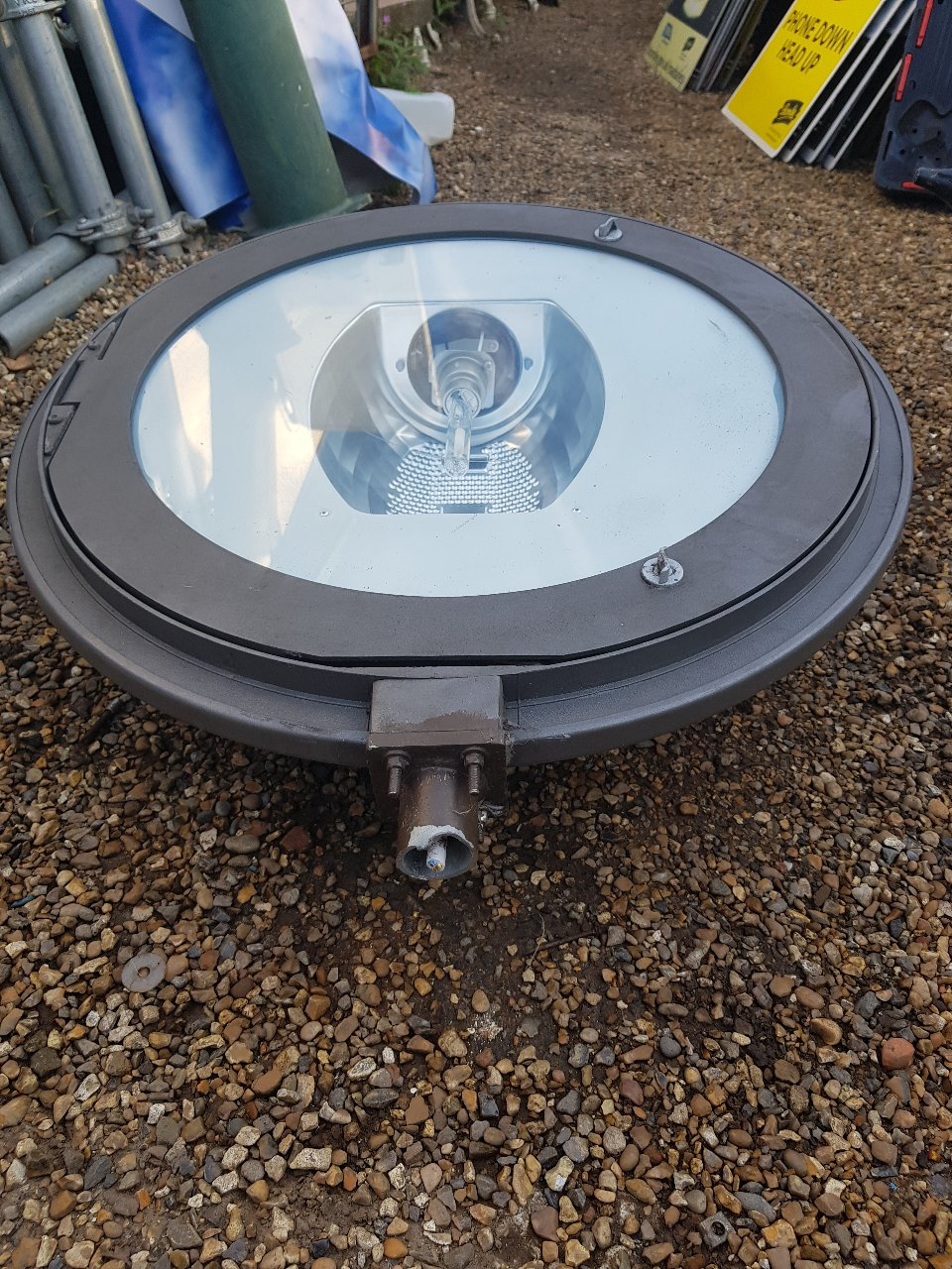 UFO Lid Lights