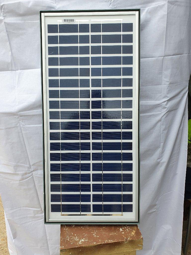 Simmonsigns Solar Panel