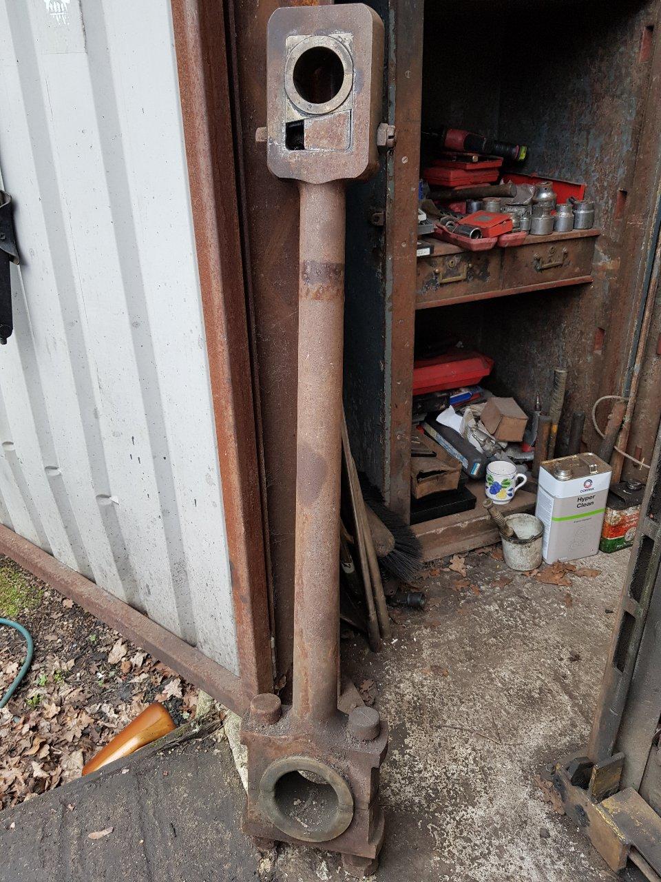 Large Piston Rod