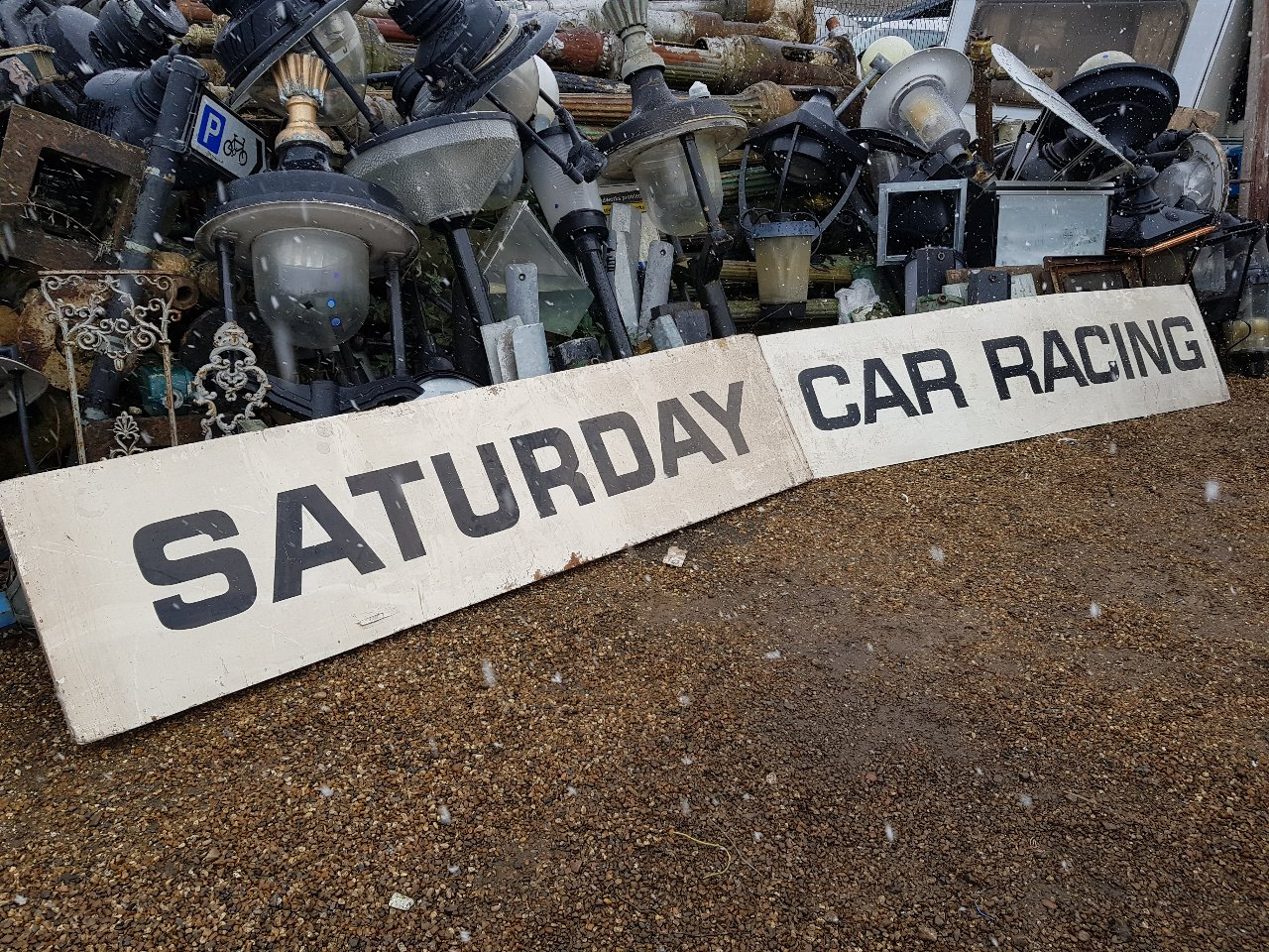 Wimbledon Stadium, Car Racing Board