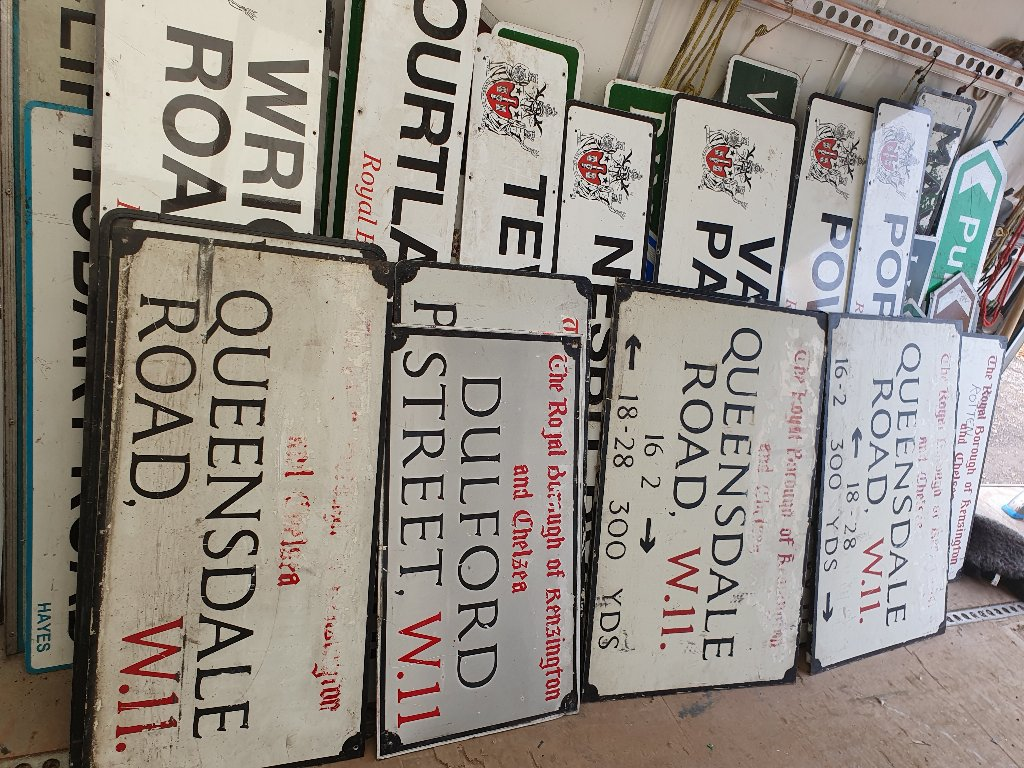 Signs – Various Signs Now Available – SKU: SIGNS-1
