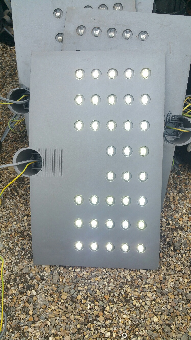 Led Indal Street Light