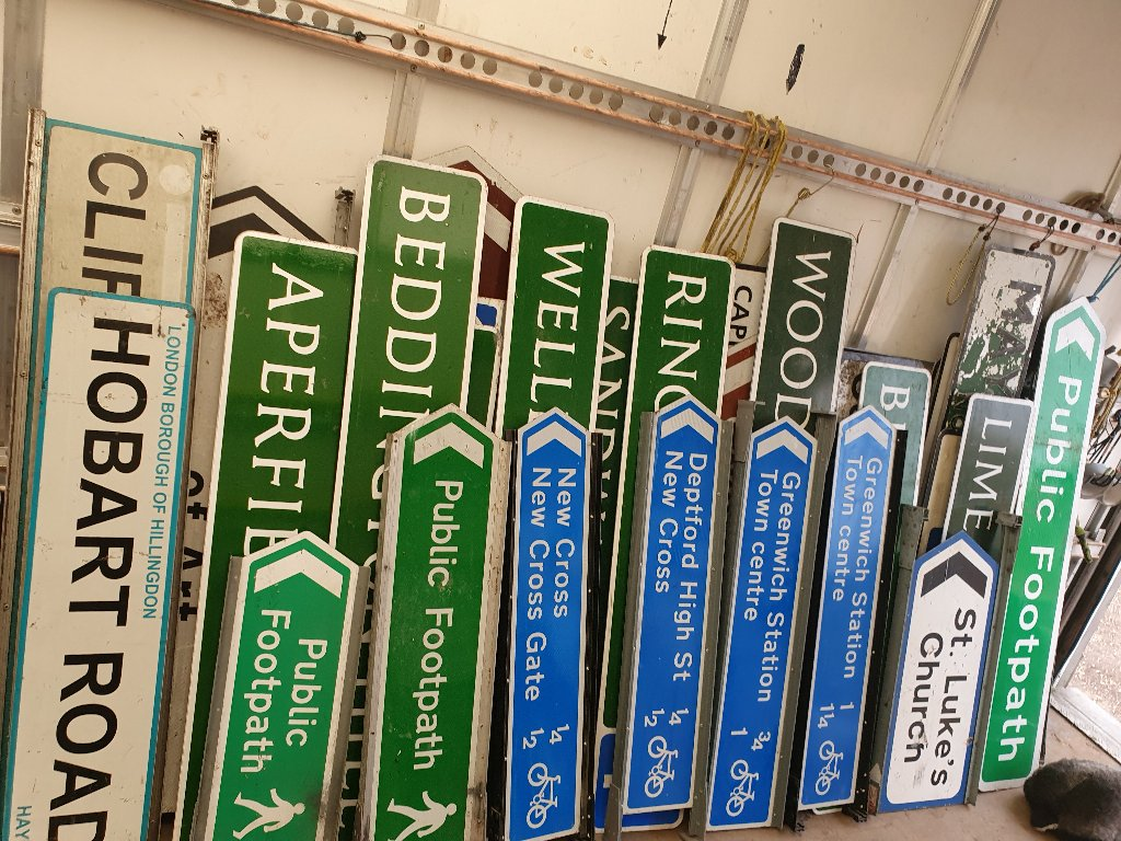 Signs – Various Signs Now Available – SKU: SIGNS-3