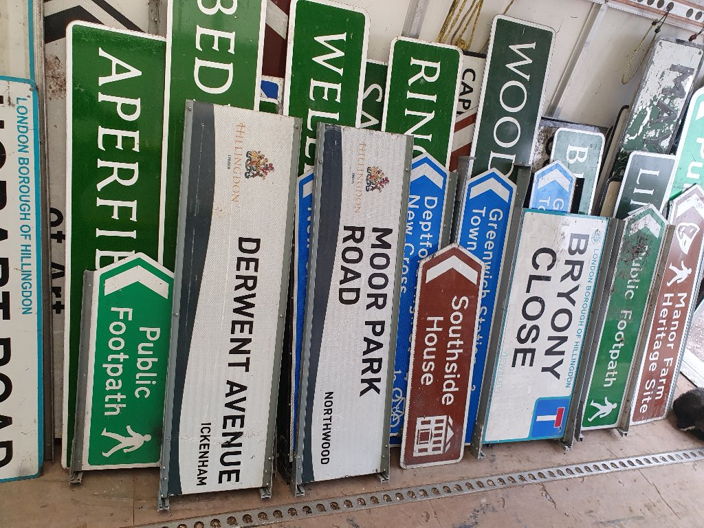 Signs – Various Signs Now Available – SKU: SIGNS-4