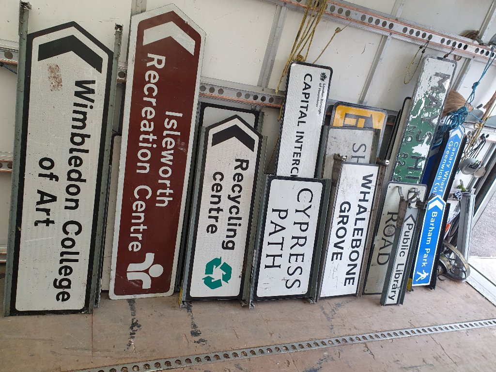 Signs – Various Signs Now Available – SKU: SIGNS-7