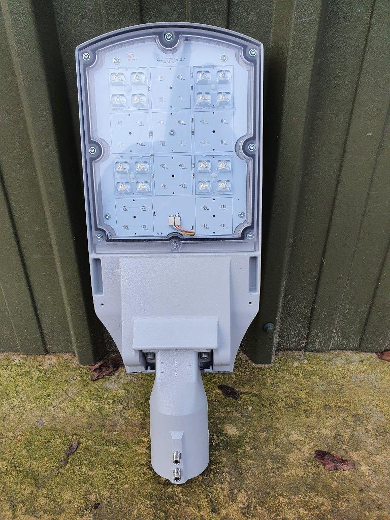 ASD 3000 K LED Street Lights 16 LED