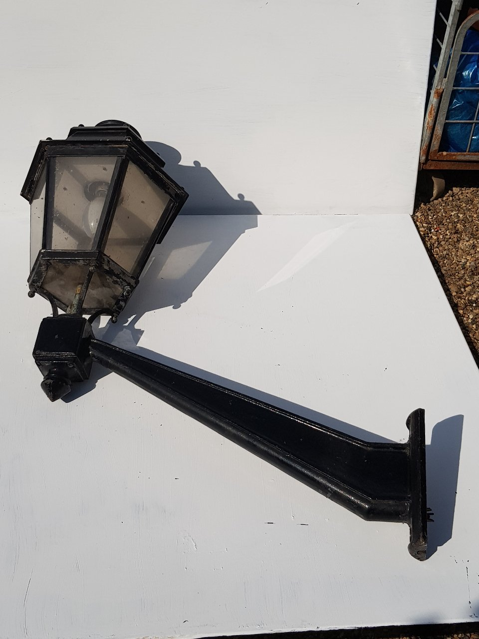 French Wall Bracket Light