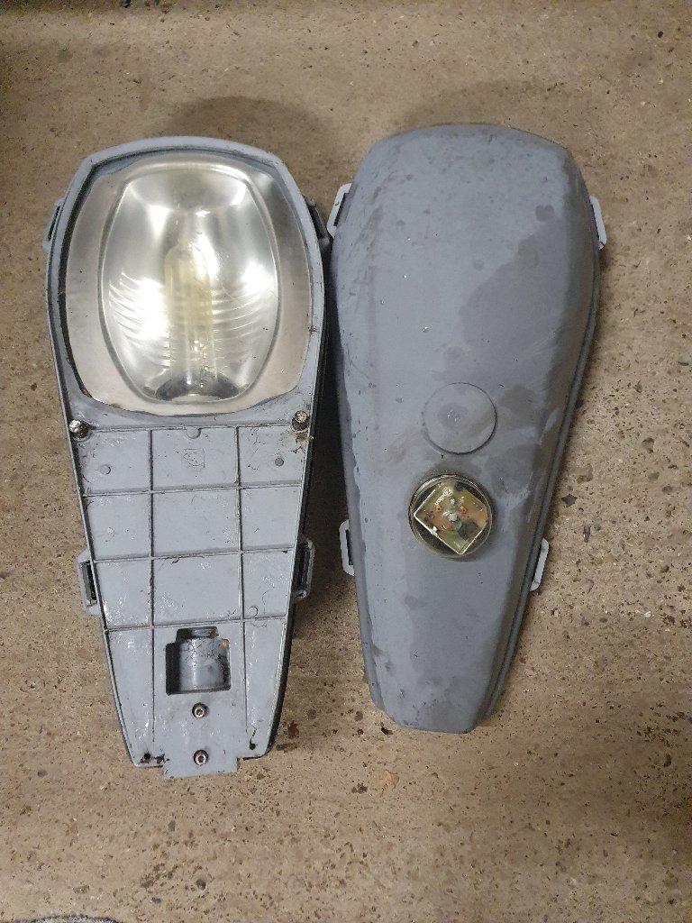 Grey Philips Lights