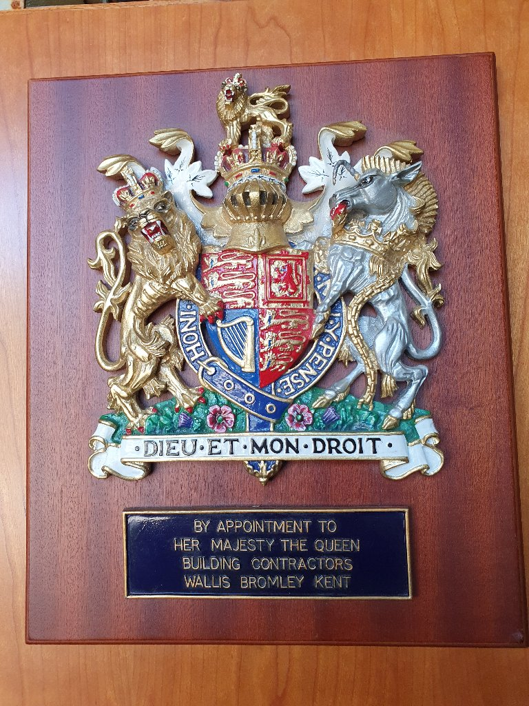 Royal Warrant Coat Of Arms