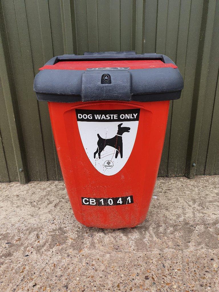 Glasdon Fido 25 L Dog Waste Bin