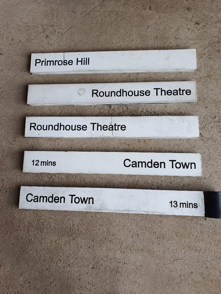 Famous Places Aluminium Finger Sign Posts