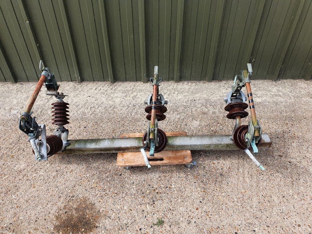 Air Break Isolator Switch 11,000 Volt