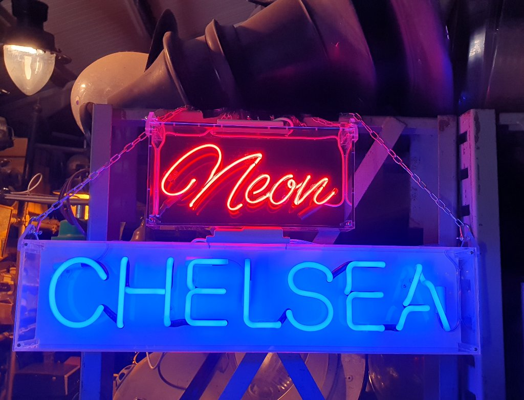 3. Bespoke Neon Signs