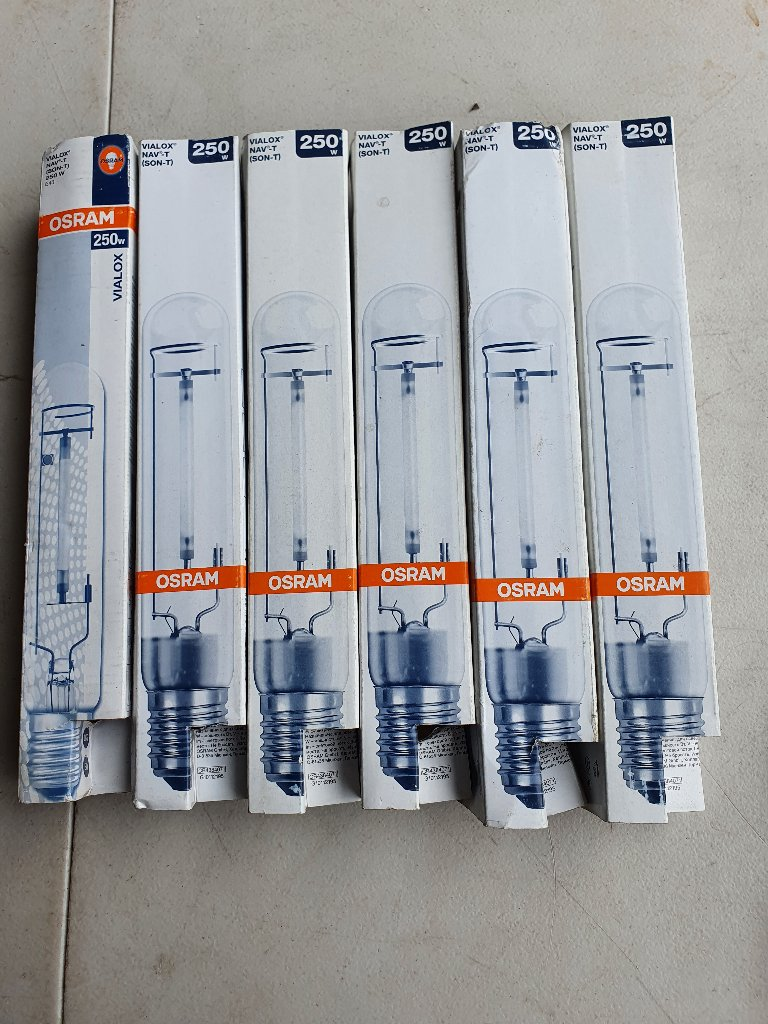 Osram Lamps Viaolox NAV T SON T 250 Watt