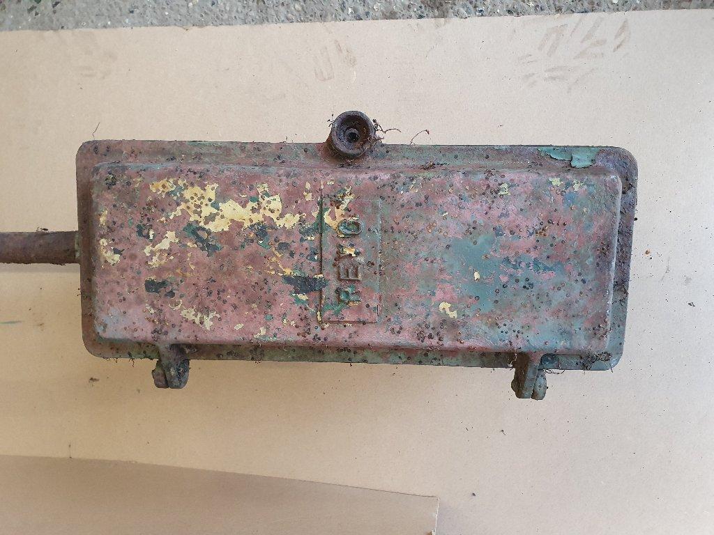 Vintage Revo Fuse Box