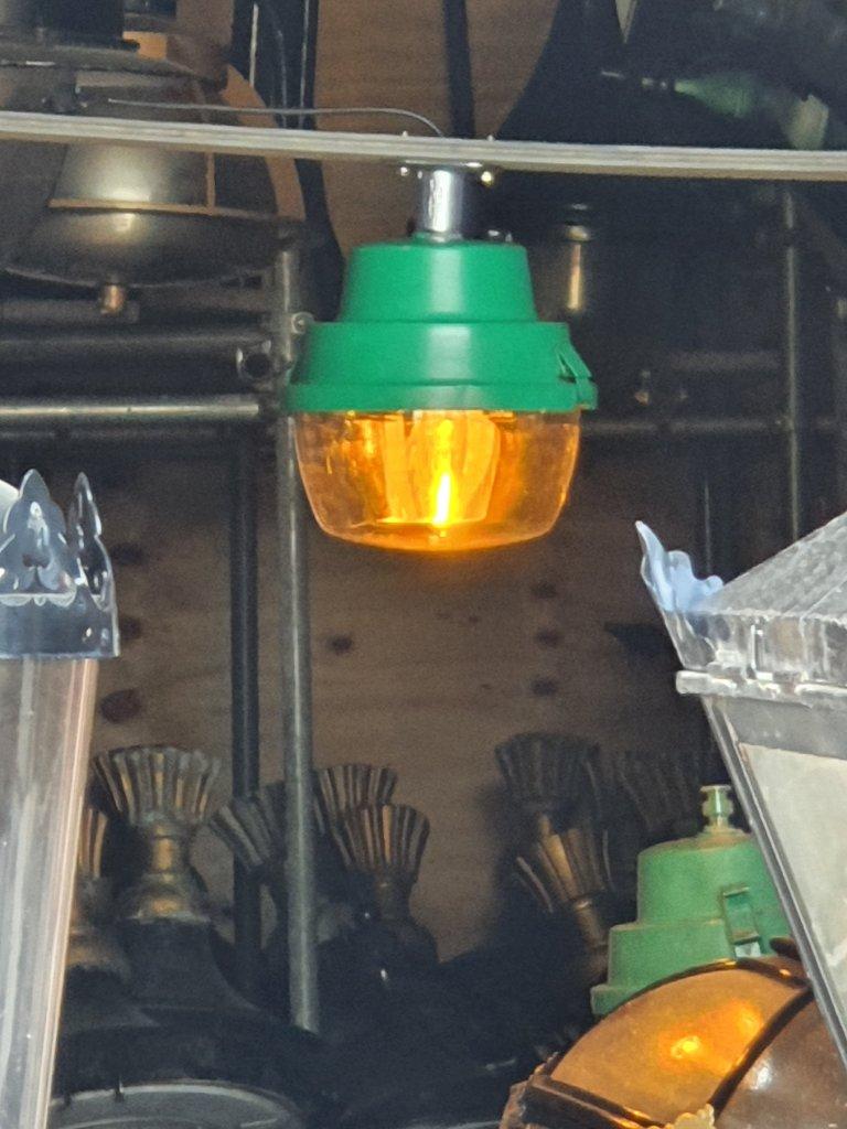 Iffley Light