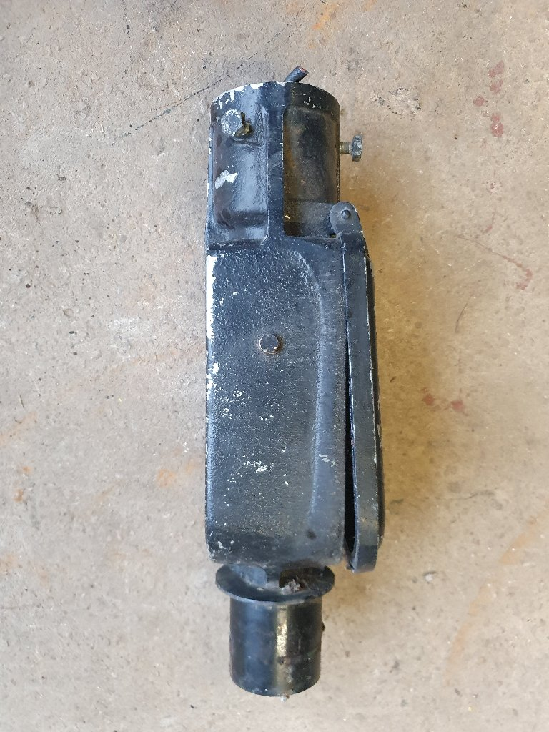 Electrical Top Box AC Ford