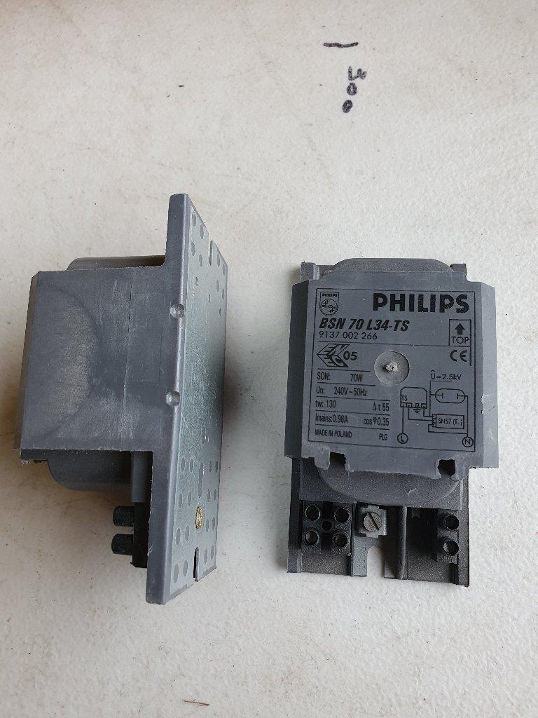 Philips Driver 70 Watt SONBSN 70 L34 TS