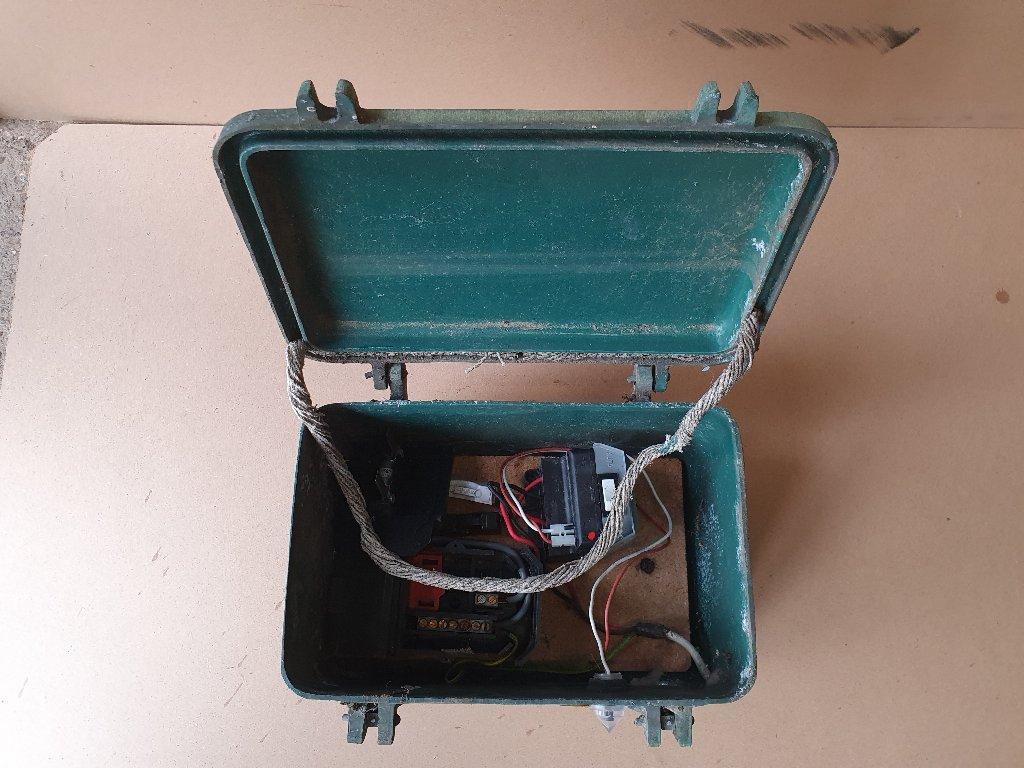 AC Ford Aluminium Fuse Box