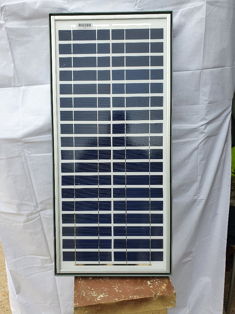 Simmonsigns Solar Panel