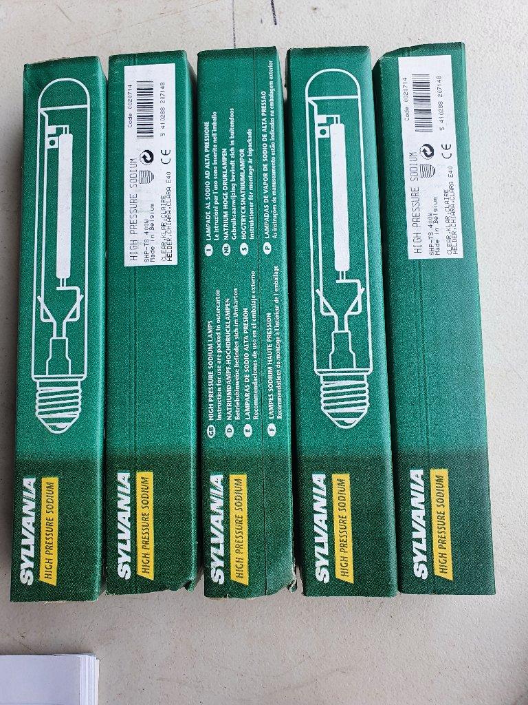 Sylvania Lamps 400 Watt
