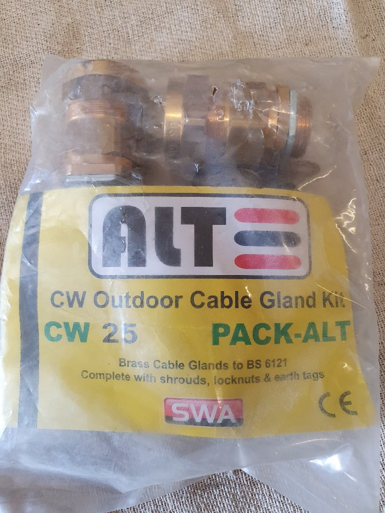 ALT Outdoor Cable Gland Kits