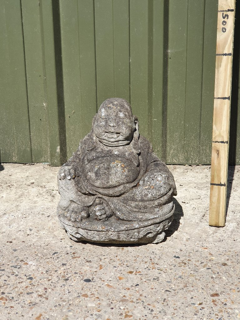 Concrete Buddah