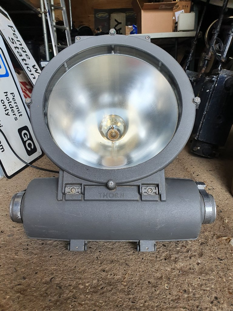 Thorn Round Floodlight