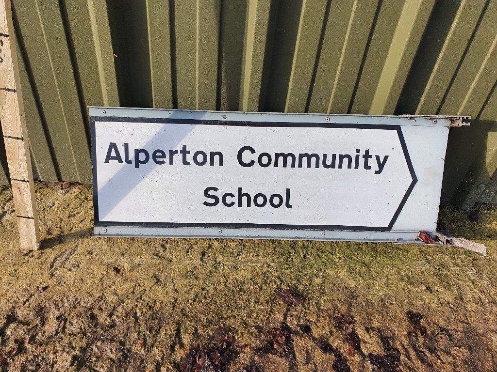 Sign – Alperton Community School