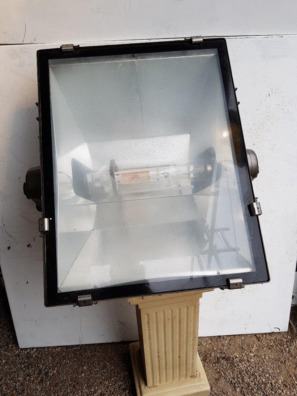 Large Aluminium Flood Light