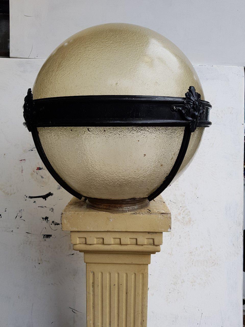 Large Polypropylene Globe