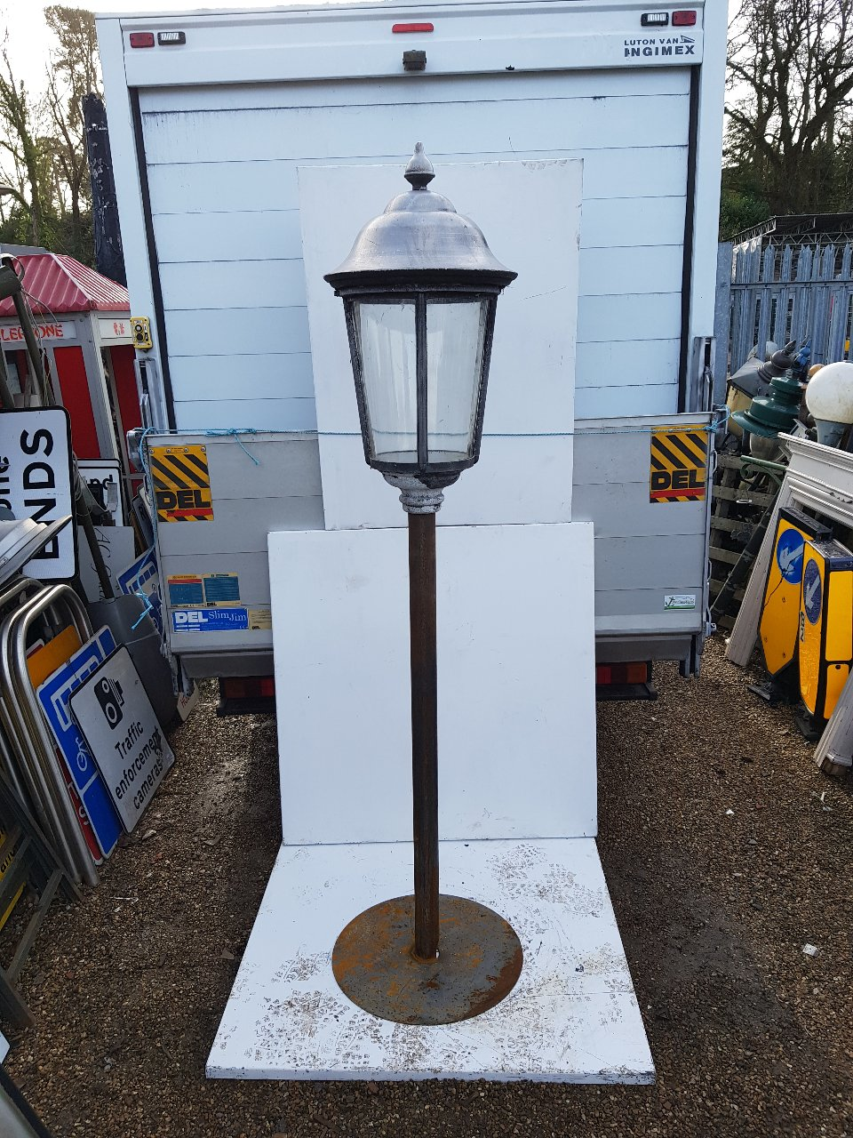 Eastbourne Art Deco Smith Lights