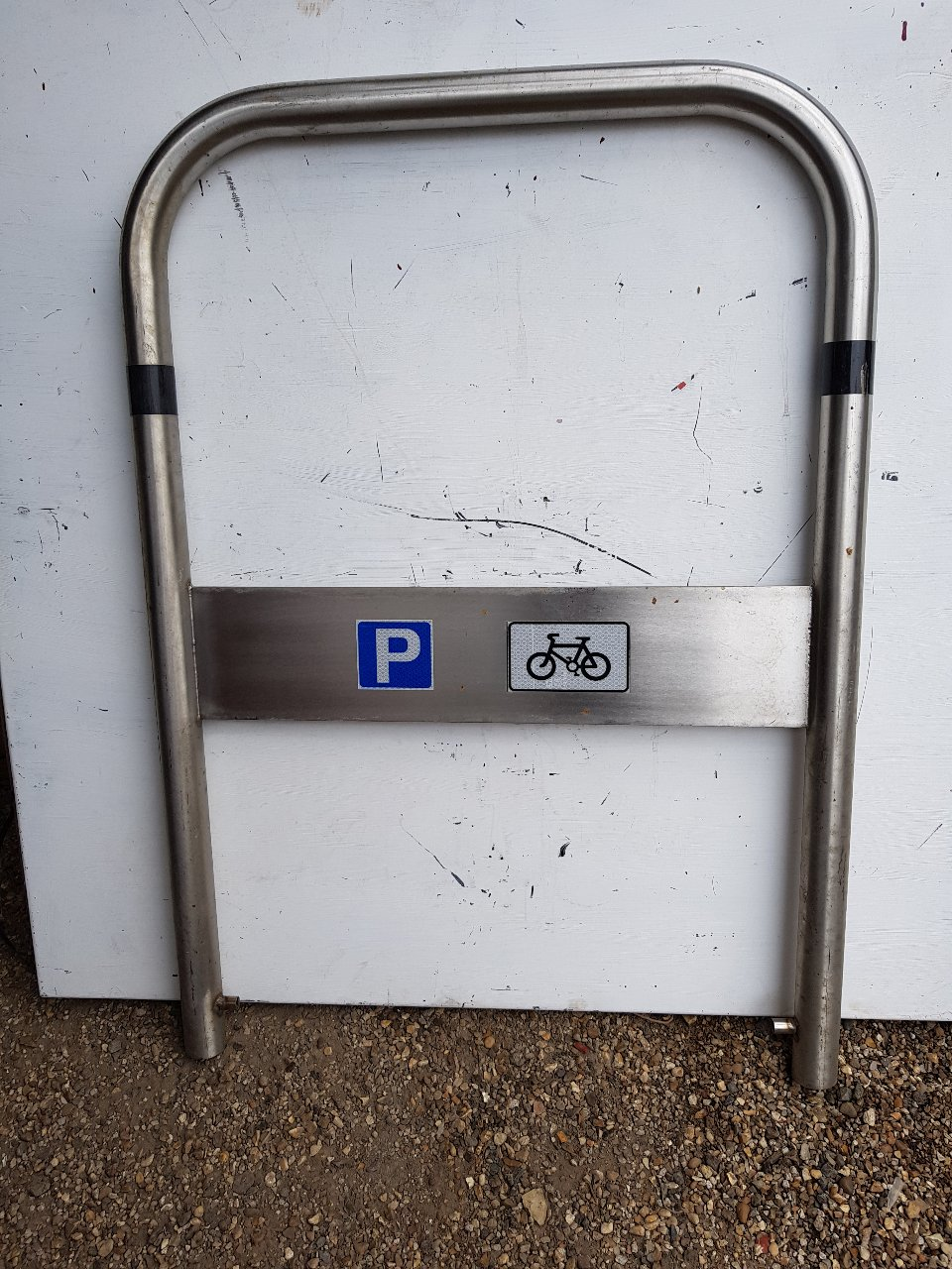 Stainless Steel Bike Racks